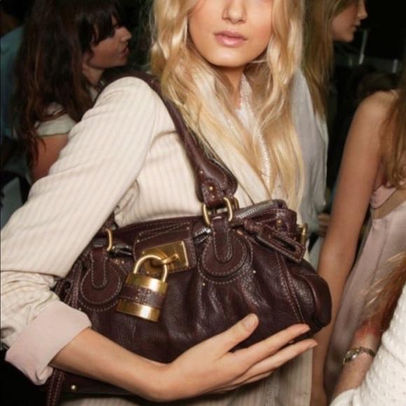Chloe Handbags - Chloe Paddington bag